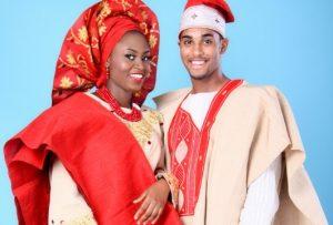 Showcasing The Nigerian Wedding Fashion Design