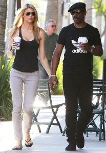 Eddie Murphy with His New Girlfriend Paige Butcher are Happy