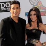 Mario Lopez wedding With Courtney Mazza December First