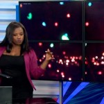 "Tia Ewing; Fox Anchor Caught Dancing Beyonce's ""Single Ladies."""
