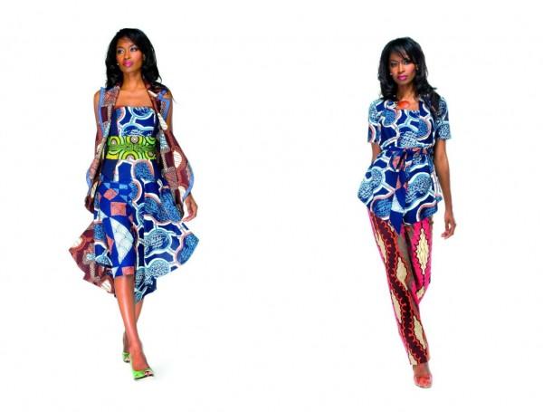 Ankara Fashion Design Stylish Appearance