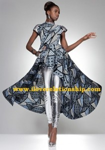 ankara fashion trending