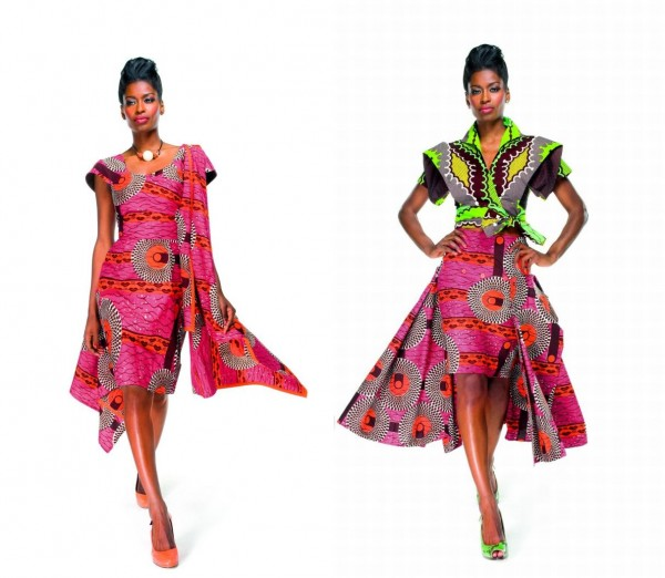 Ankara Fashion Design Stylish Appearance