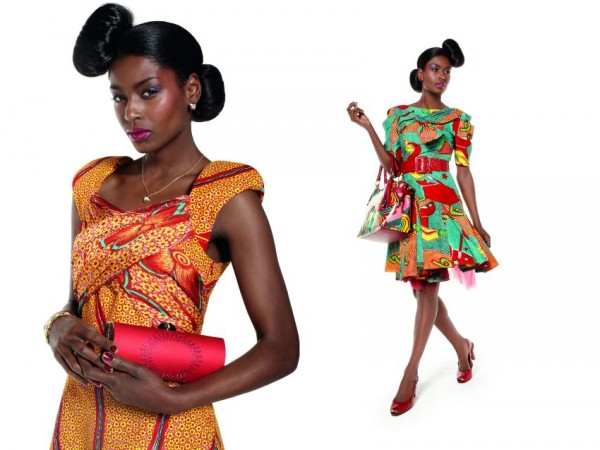 Beautiful Nigeria Fashion Design ankara