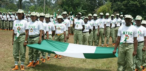 NYSC POP Batch A 2012 2013