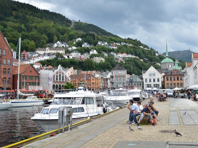Norway world happiest countries