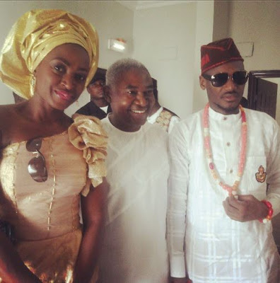 tuface traditional marriage