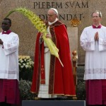 Pope Francis Celebrate Palm Sunday in Style with Spontaneity