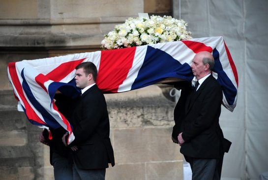 Funeral of Margaret Thatcher