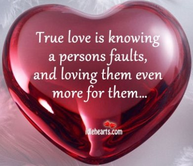 True Love Signs of Relationship