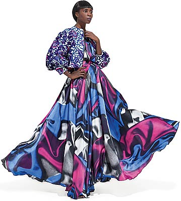 ankara fashion wear