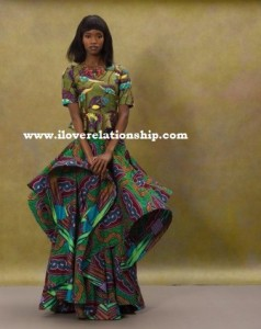 Beautiful ankara fashion design on www.iloverelationship.com