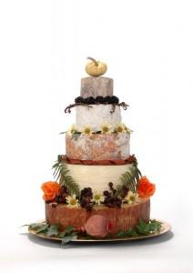 Cheese Wedding Cake Trending
