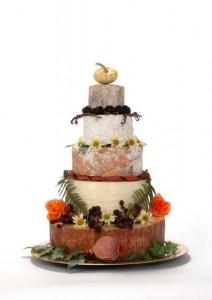 Cheese Wedding Cake Trending