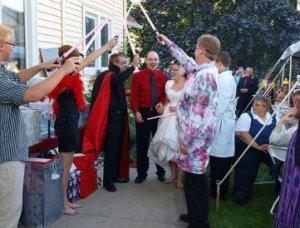 Top 6 Wedding Entertainment Ideas