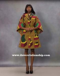 Nigerian ankara latest fashion style