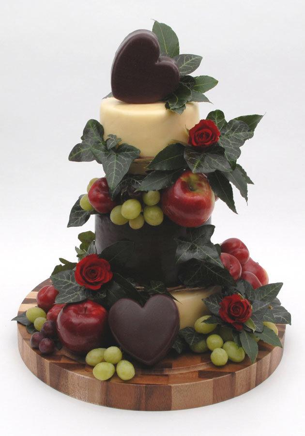 cheese wedding cakes1