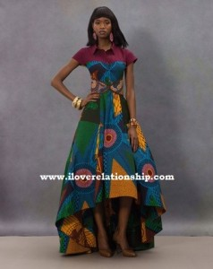nigerian latest ankara fashion style on www.iloverelationship.com