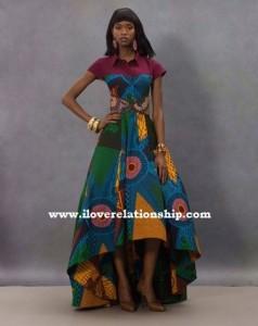 nigerian latest ankara fashion style on www.iloverelationship.com