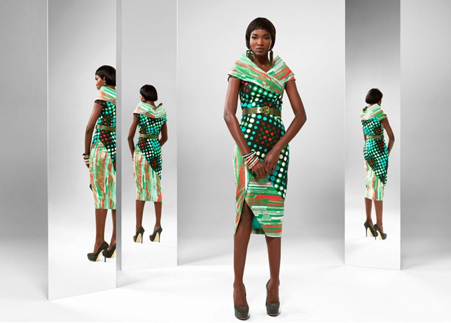 ... fashion outfit for all that desire to look different with their Ankara