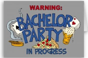 Real Happenings at Bachelor Parties