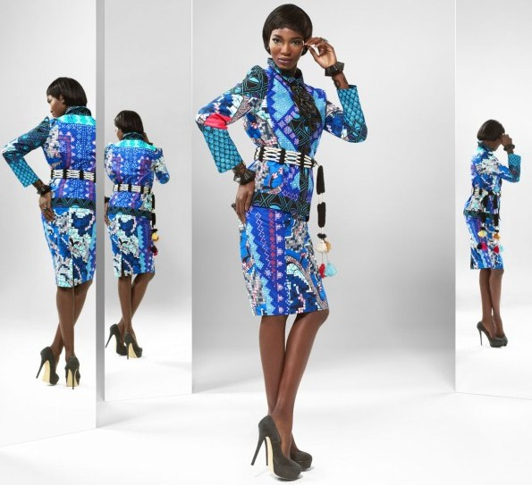 Ankara Fashion 2014 Latest Design For Women