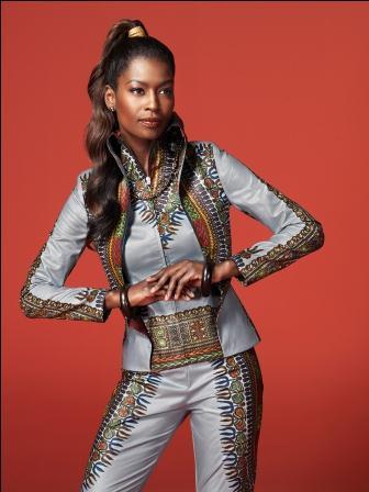 Ankara Fashion Designer Clothings