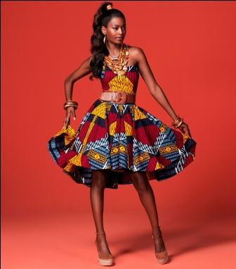 Ankara Fashion Design sylish