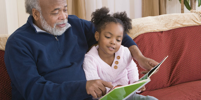 How To Develop Personal Relationship With Your Child To Love Reading