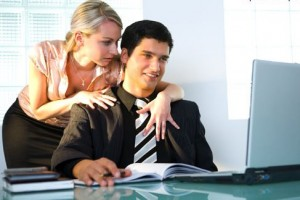 4 Reasons Why People Date At Work Has Been Identified