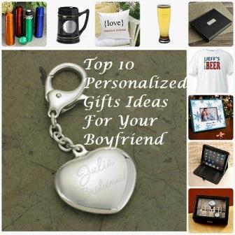 Types of Gift Items for your Boyfriend
