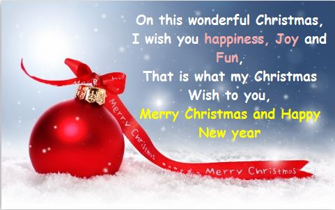 Christmas greetings text messages and wishes m4hsunfo
