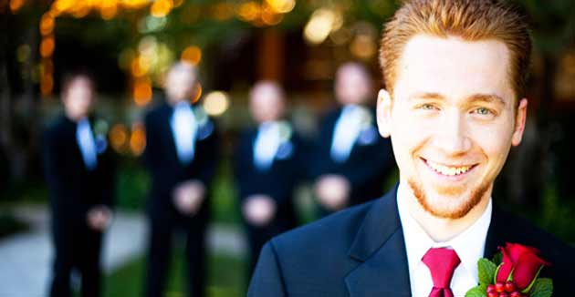 3 Things that Every Prospective Groom Has to Handle