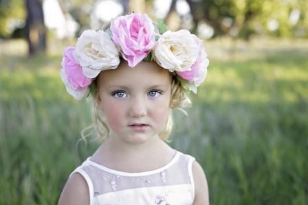 DIY Details For Flower Girls 1