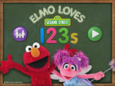 Elmo loves 123