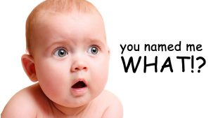 Names Affect Your Child's Behavior, Choose Right