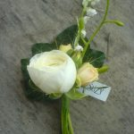 Wedding Flowers and  the choice of Wedding Buttonholes