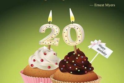 happy 20 birthday