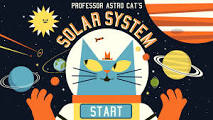 professor Astro Cat