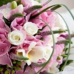 Wedding Flower Colour:  Top  5 tips on the choice of Wedding Flowers