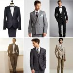 Wedding Suit Style and Colour: which of these would you rock?