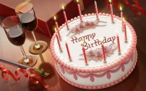 Happy Birthday Wishes For Friend, Lover and Family