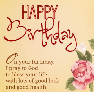 Happy Birthday Wishes For Your Friends And Love Ones Text Messages