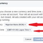 How to run Facebook Ad in Naira successful