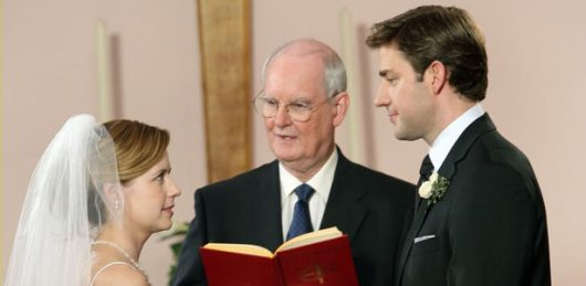 young men get married
