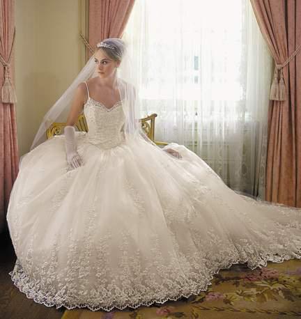 unsuitable wedding wears