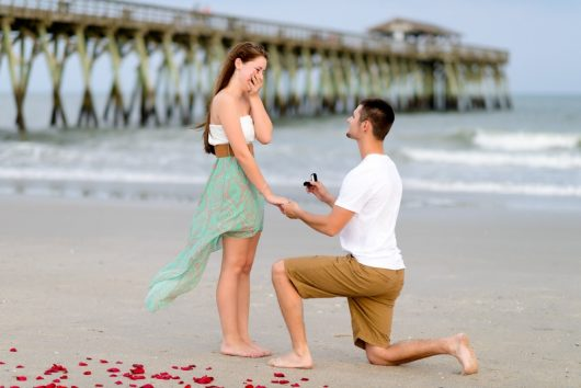 propose to your lady