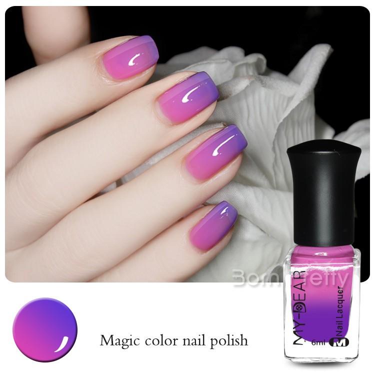 nail polish painting