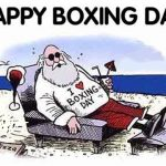 7 Top Reasons We All love Boxing Day
