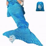 Why the craze about  mermaid tail blankets and where to buy one!